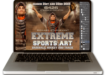Extreme Sports Art | SturDaVinci Art Tools