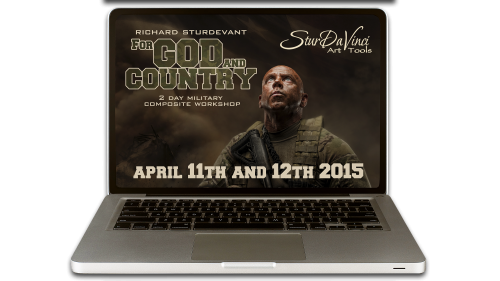 For God and Country: The Military Composite Workshop