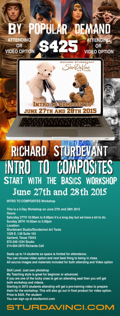 Intro to composites workshop 2015