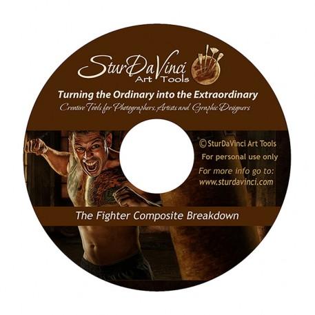 SturDaVinci Art Tools - The Fighter Composite Breakdown