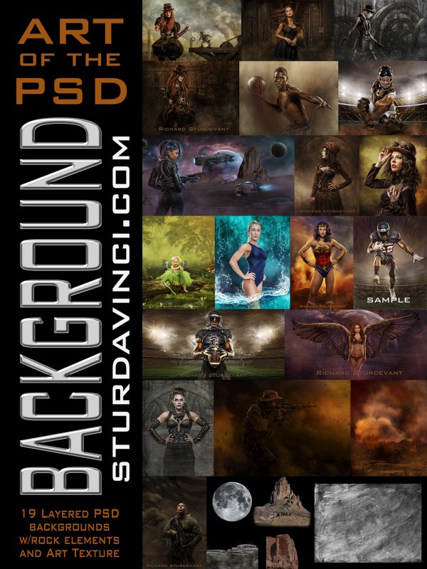 Art of Background Package