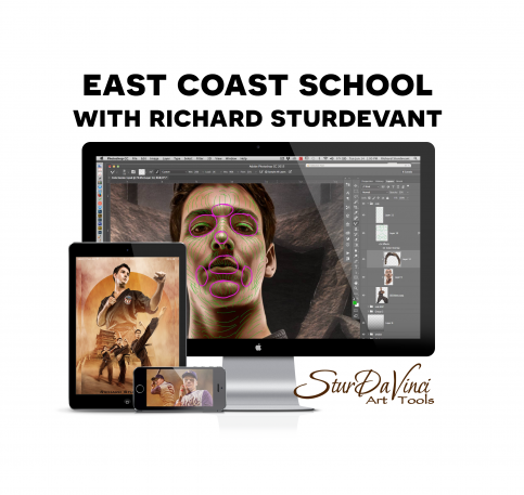 2016 East Coast School Class with Richard Sturdevant