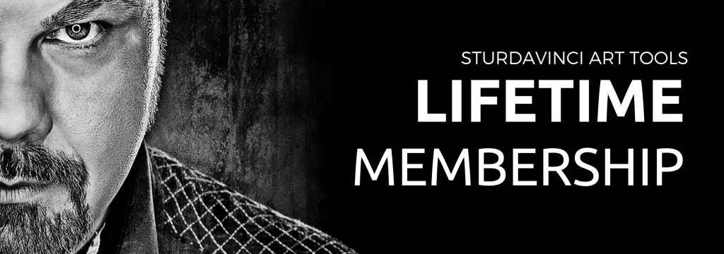 SturDaVinci Art Tools Lifetime Membership