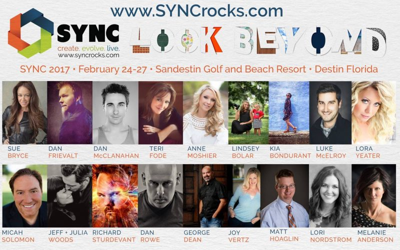 Sync Rocks 2017