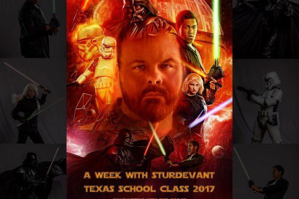 A Week with Sturdevant Texas School 2017