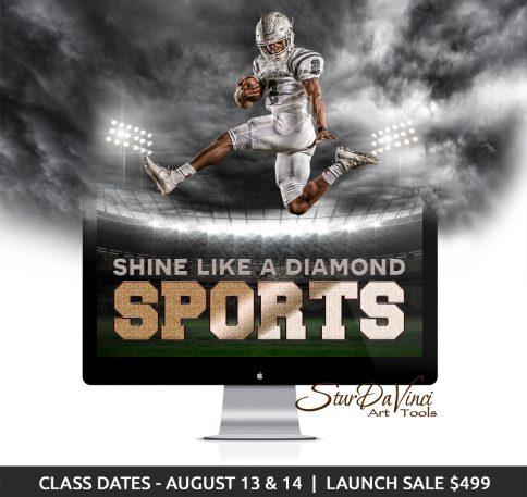 Shine Like a Diamond! – Sports