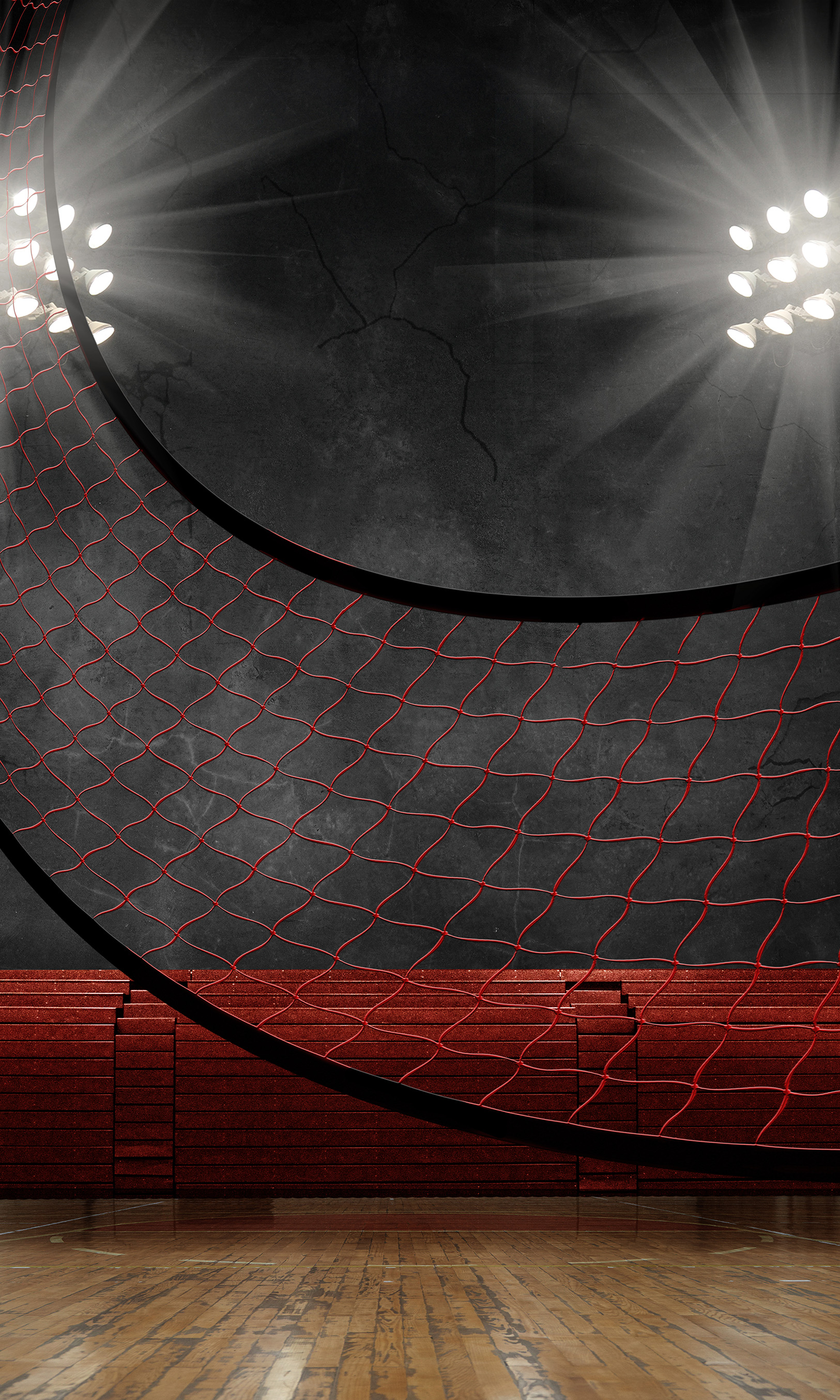sturdavinci art tools volleyball net swoosh photoshop