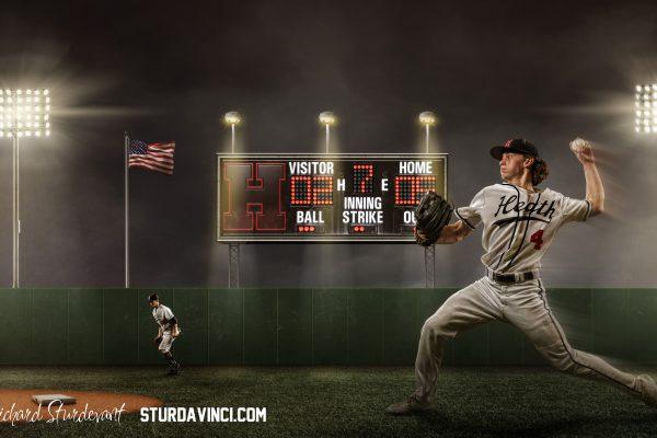 Sturdavinci Play Ball Background