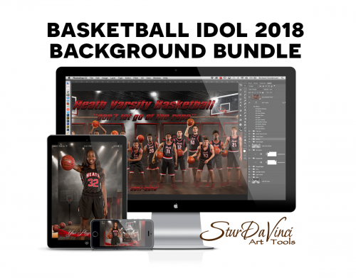 Basketball Idol 2018 Bundle