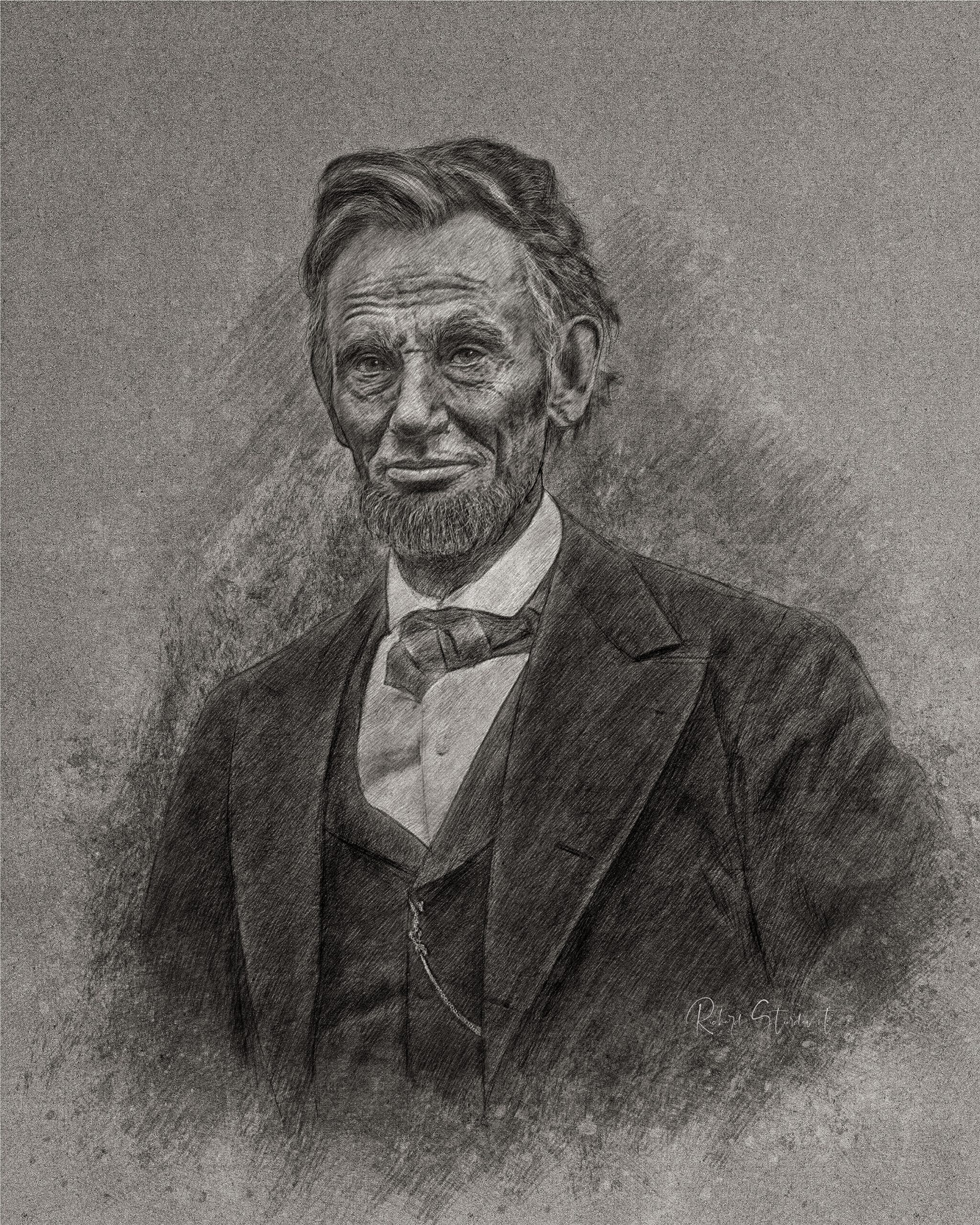 Lincoln Pencil FB
