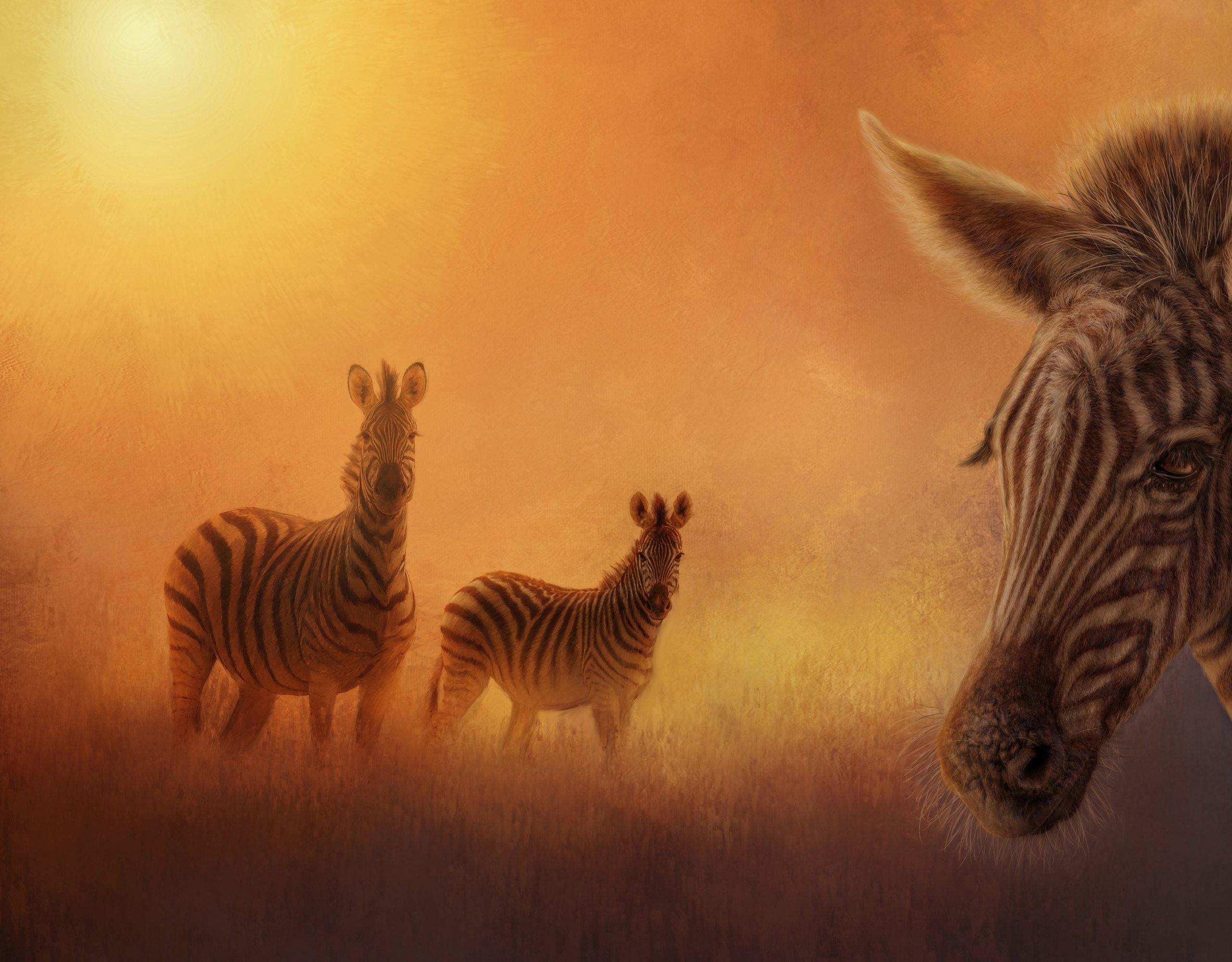 Wildlife Painting Sample 3