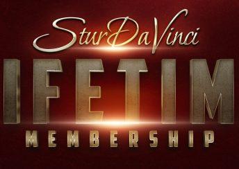 SturDaVinci Art Tools Lifetime Membership