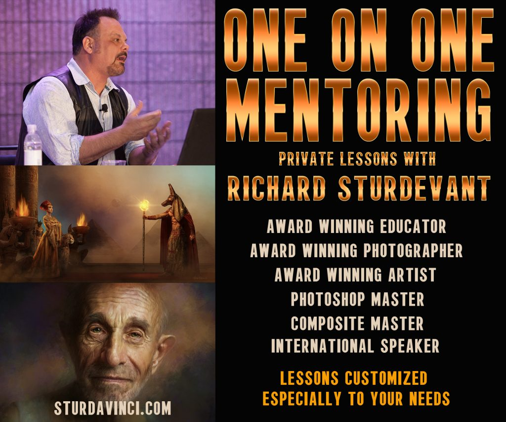 Private Lessons with Richard Sturdevant