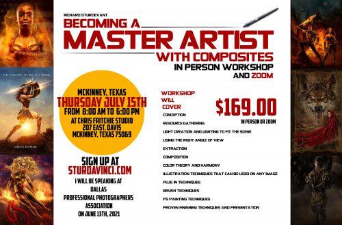 Master Artist Course