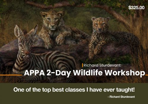 APPA Fine Art of Painting Wildlife and Nature
